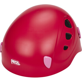Petzl Picchu Casco Niños, raspberry red